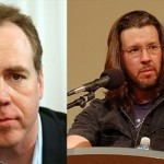 "Bret Easton Ellis on David Foster Wallace: ""Saint David Foster Wallace: a generation trying to read him feels smart about themselves which is part of the whole bullshit package."" (Photo: Archive)"