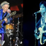 "Keith Richards on Prince: ""An overrated midget."" (Photo: Archive)"