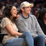 Mila Kunis and Ashton Kutcher. (Photo: Archive)