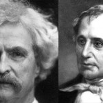 "Mark Twain on James Fenimore Cooper: ""There are a lot of daring people in the world who claimed that Cooper could write English, but they're all dead now."" (Photo: Archive)"