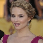 Dianna Agron. (Photo: Archive)