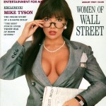 Aug. 1989: Women of Wall Street. (Photo: Archive)