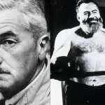 "William Faulkner on Ernest Hemingway: ""He has never been known to use a word that might send a reader to the dictionary."" (Photo: Archive)"