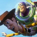 """To infinity and beyond!"" - Toy Story, 1995"