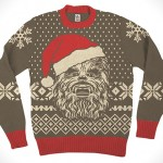 Star Wars Ugly Christmas Sweaters. (Photo: Archive)