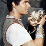 "Ben–Hur – ""You ask how to fight an idea. I'll tell you how. With another idea."" (Photo: Archive)"