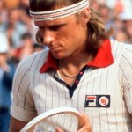 Bjorn Borg. (Photo: Archive)
