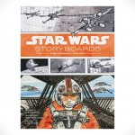 Star Wars Storyboards: The Original Trilogy. (Photo: Archive)