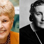 "Ruth Rendell on Agatha Christie: ""To say that Agatha Christie's characters are cardboard cut-outs is an insult to cardboard cut-outs."" (Photo: Archive)"