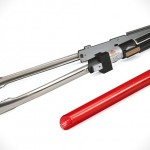 Lightsaber BBQ Tongs. (Photo: Archive)