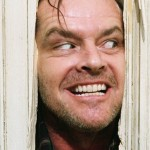 """Here's Johnny!"" - The Shining, 1980"