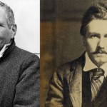 "Gertrude Stein on Ezra Pound: ""A village explainer. Excellent if you were a village, but if you were not, not."" (Photo: Archive)"