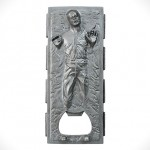 Han Solo In Carbonite Bottle Opener. (Photo: Archive)