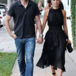 Jordana Brewster and Andrew Form. (Photo: Archive)