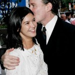 Kevin Kline & Phoebe Cates - 16 years. (Photo: Archive)