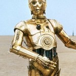 "C-3PO - The Phantom Menace : ""Hello. I don't believe we have been introduced. R2-D2? A pleasure to meet you. I am C-3PO, Human-Cyborg Relations."" (Photo: Archive)"