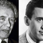 "Norman Mailer On J.D. Salinger: ""I seem to be alone in finding him no more than the greatest mind ever to stay in prep school."" (Photo: Archive)"
