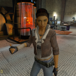 Alyx Vance | First appearance: 'Half-Life 2' (2004). (Photo: Archive)