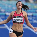 Michelle Jenneke. (Photo: Archive)
