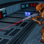HK-47 | First appearance: 'Star Wars Knights of the Old Republic' (2003). (Photo: Archive)