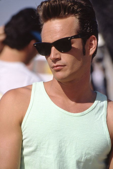 "Dylan McKay, ""Beverly Hills 90210."" (Photo: Archive)"