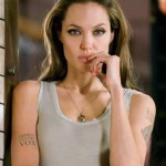 Angelina Jolie | Artist: The Clash | Song: Know Your Rights. (Photo: Archive)