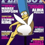 Nov. 2009: Marge Simpson. (Photo: Archive)