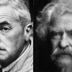 "William Faulkner on Mark Twain: ""A hack writer who would not have been considered fourth rate in Europe."" (Photo: Archive)"
