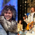 "Wayne Coyne on Arcade Fire: ""They have good tunes, but they're pricks, so f*** 'em."" (Photo: Archive)"