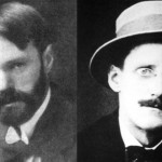 "D.H. Lawrence on James Joyce: ""My God, what a clumsy olla putrida James Joyce is! Nothing but old fags and cabbage stumps of quotations from the Bible and the rest stewed in the juice of deliberate, journalist dirty-mindedness."" (Photo: Archive)"