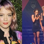 "Lily Allen on Cheryl Cole: ""Cheryl, if you're reading this, I may not be as pretty as you, but at least I write and sing my own songs without the aid of Auto-Tune. I must say, taking your clothes off, doing sexy dancing and marrying a rich footballer must be very gratifying, your mother must be so proud""(Photo: Archive)"