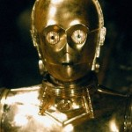 "C-3PO - Return Of The Jedi : ""He's holding a thermal detonator!"" (Photo: Archive)"