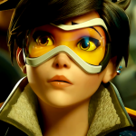Tracer | First appearance: 'Overwatch' (2016). (Photo: Archive)
