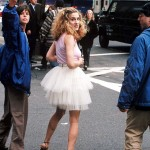 """I like my money right where I can see it…hanging in my closet."" - Carrie Bradshaw. (Photo: Archive)"