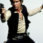 "Han Solo – A New Hope : ""Great, kid. Don't get cocky."" (Photo: Archive)"