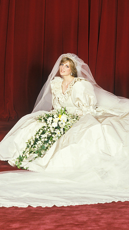 Lady Diana Spencer. (Photo: Archive)