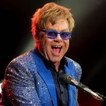 9. Elton John- Fabulous is always the first word to come to mind with Elton John. He shows the glamour and glitz of the gay community, and is well loved for it. (Photo: Archive)