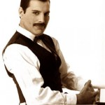 4. Freddie Mercury- Legendary singer of Queen, Mercury was portrayed as the face of the countless victims of the AIDS crisis. (Photo: Archive)