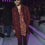 Lenny Kravitz attends the Victoria's Secret Fashion Show on November 30, 2016 in Paris, France. (Photo: Victoria's Secret)