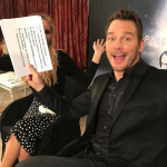 Chris Pratt is facing an unusual problem in his New York hotel room! (Photo: Instagram, @prattprattpratt)