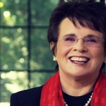 2. Billie Jean King- First out lesbian in the world of sports, she paved the way for future athletes. (Photo: Archive)
