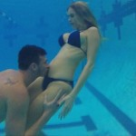 Ryan Lochte and his fiancé Kayla Rae Reid are expecting their first baby together. (Photo: Instagram, @kaylaraereid)