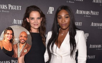 Katie Holmes, Serena Williams wows Audemars Piguet art event