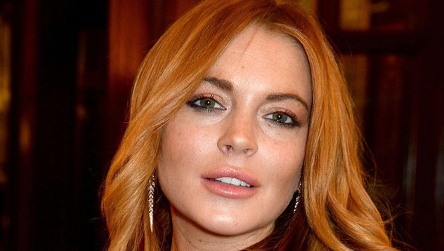 Lindsay Lohan. (Photo: Instagram/Reproduction)