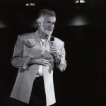 He knows when to fold them - Kenny Rogers, married 5 times. (Photo: Wikimedia/Reproduction)