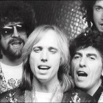 Tom Petty with the Traveling Wilburys in the late 80s. (Photo: Archive)