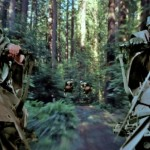 "Hoverbikes do exist in nascent form today - not quite as agile as these from ""Return of the Jedi."" (Photo: Archive)"