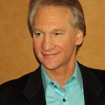 "Political talk-host Bill Maher said he would rather vote for a ""dead Hillary Clinton"" than Donald Trump. (Photo: Wikimedia/Reproduction)"