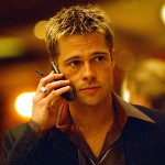 "Brad Pitt in ""Ocean's Eleven."" (Photo: Archive)"