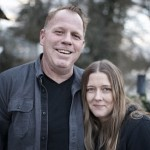 Thomas Markle Jr. with his girlfriend Darlene who he allegedly abused before being arrested. (Photo: Twitter/Reproduction)